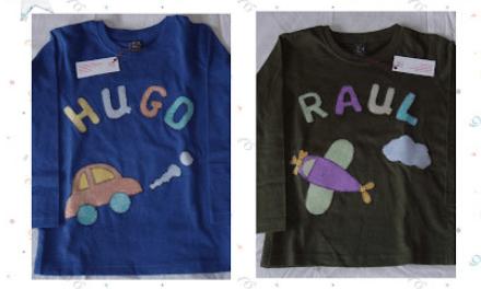 Camisetas personalizadas y mi nueva EtsyShop