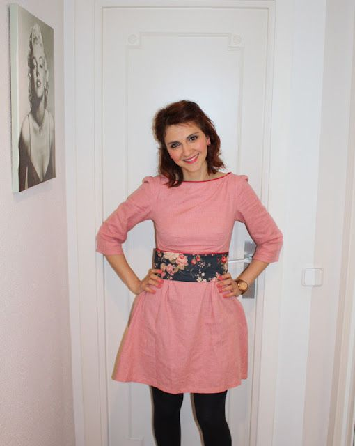 Vestido Peony Colette