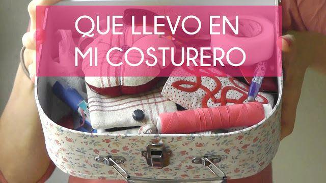 MIS BASICOS DEL COSTURERO (VIDEO)
