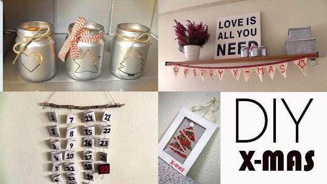 ideas DIY para navidad