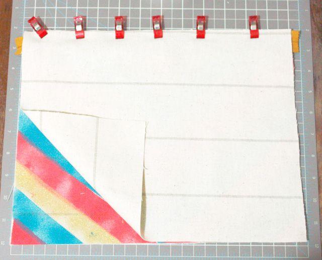 Bolso de mano con Pinturas La Pajarita Desafio Handbox