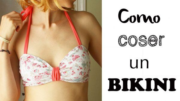 DIY Como coser un bikini confección