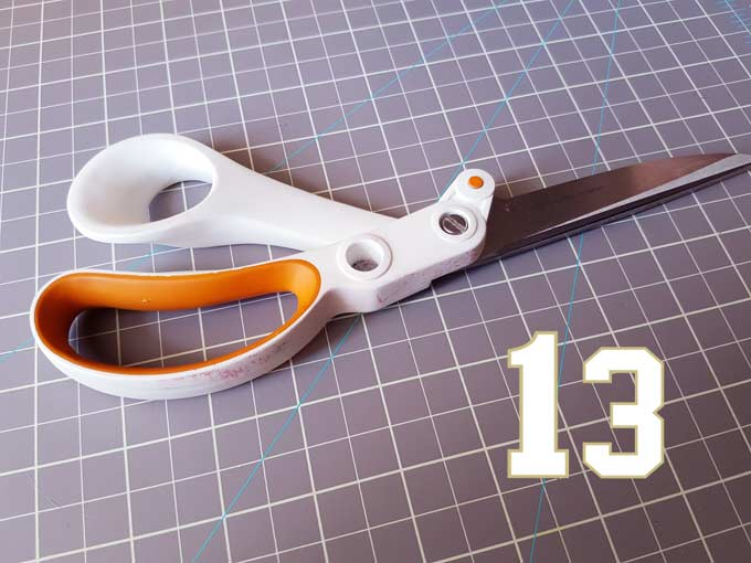 Kit básico de costura