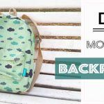 DIY Mochila Backpack Infantil | Patrones gratis