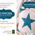 PRESENTACION LIBRO PATCHWORK en MADRID