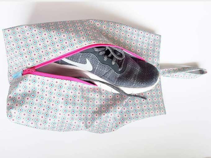 bolsa guarda zapatos