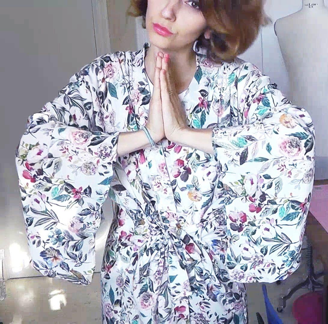 bata kimono carmen