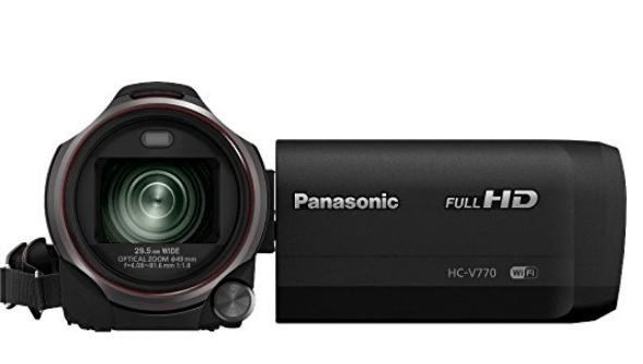 videocamara para grabar los videos