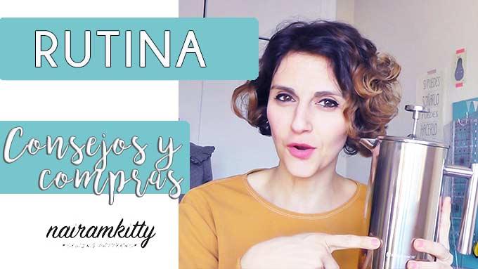 RUTINA MAMA COSTURERA | CONSEJOS Y COMPRAS | SORTEO