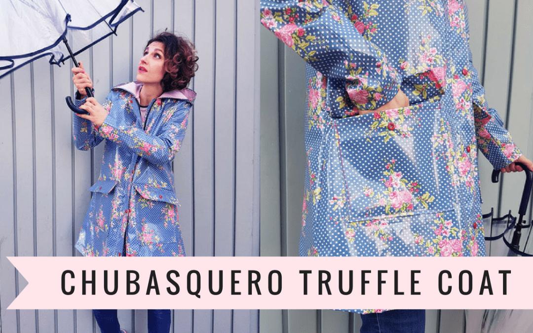 Mi versión chubasquero truffle coat de Lara Sanner