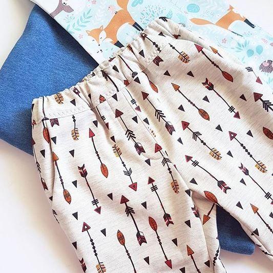 coser pantalones niño