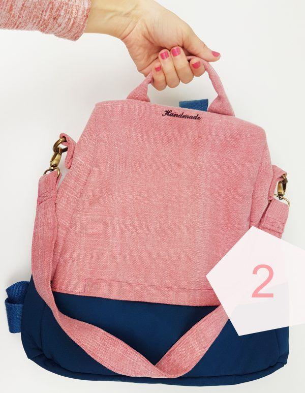 curso costura mochila antirrobo